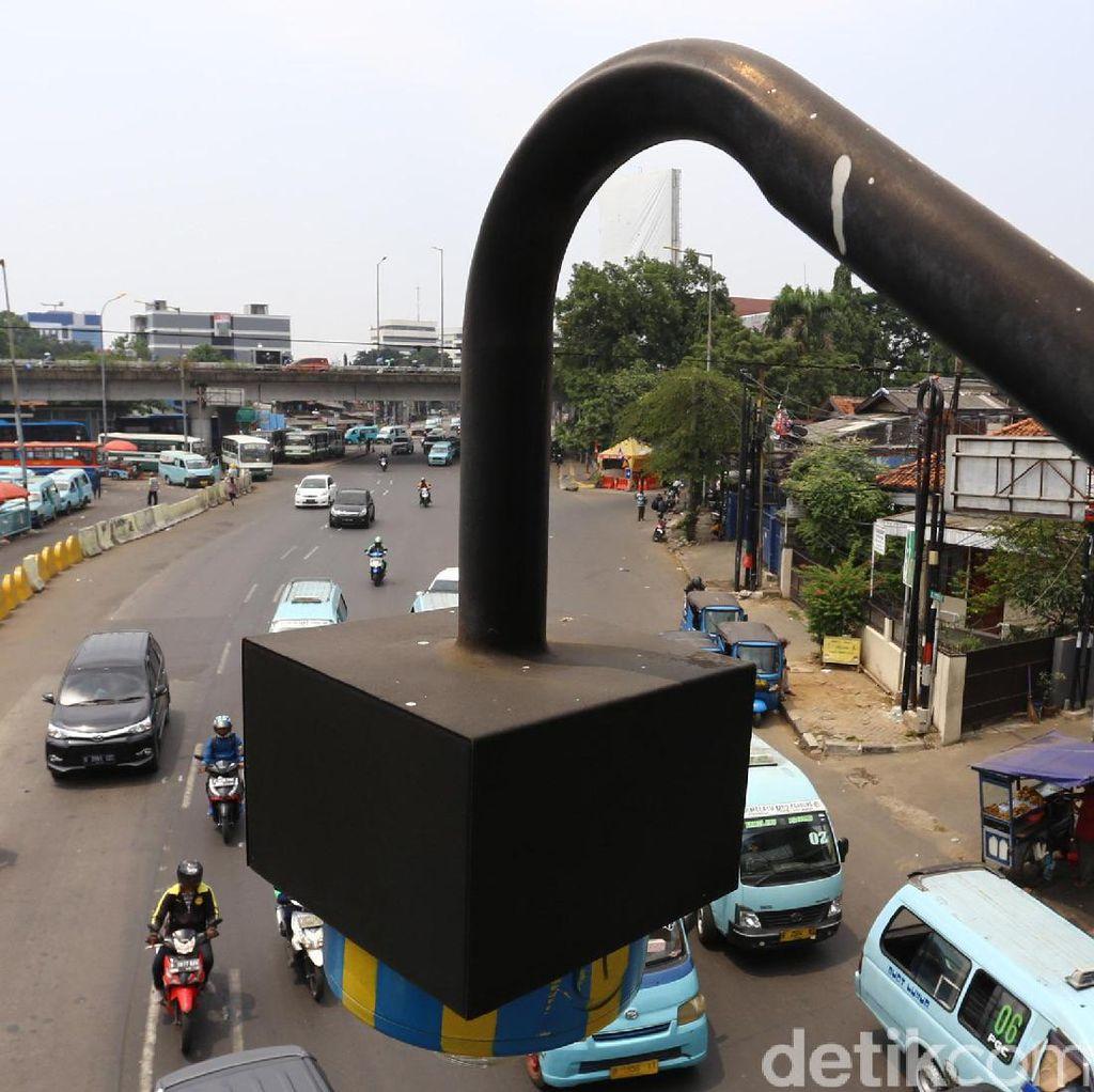 Pakai Bukti CCTV, Surat Tilang akan Dikirim ke Rumah Pelanggar