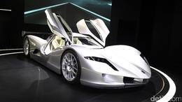 Mobil Super Listrik dengan Akselerasi Tercepat di Dunia