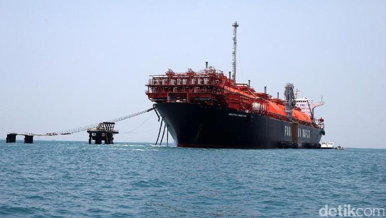 Pemerintah Mau Jual Kapal Angkut Migas Ardjuna Sakti