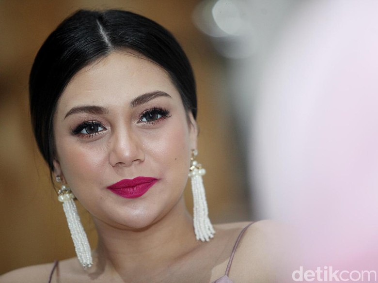 Celine Evangelista Ketagihan Main Film Horor