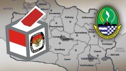 7 Plt Isi Kekosongan Kepala Daerah di Jabar yang Ikut Pilkada
