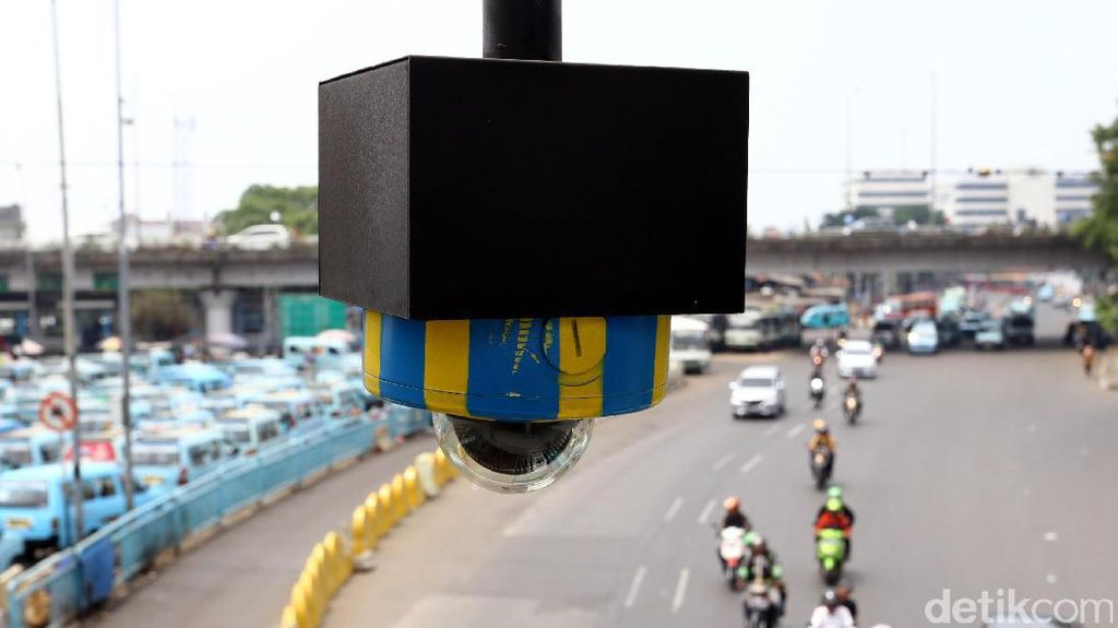 Baru 14 CCTV di Jakarta yang Siap Digunakan untuk Bukti Tilang