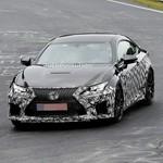 Lexus Permak Mobil Balap Jalanan