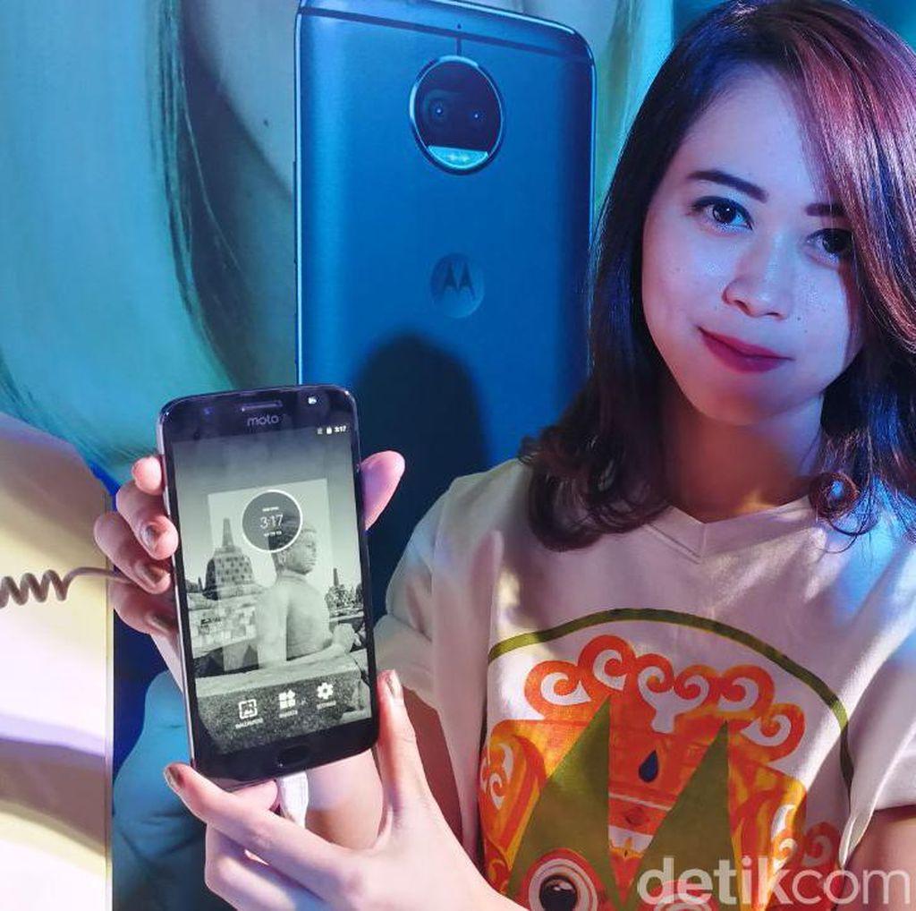 Moto GS5 Plus, Ponsel Tersukses Motorola di Indonesia