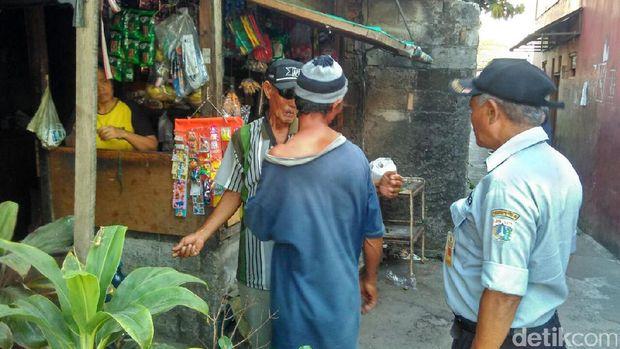 Keduanya ditangkap di wilayah Cakung, Jaktim