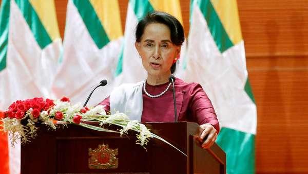 Penasihat: Suu Kyi Merasa Ngeri dan Sangat Peduli Atas Krisis Rohingya