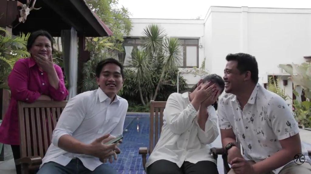 Tinggal di Singapura, Kaesang Hidup Irit Makan Hanya Dua Kali