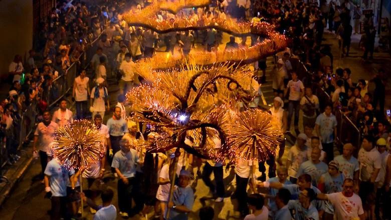 Festival Tarian Naga Api di Hong Kong (dok Hong Kong Tourism Board)