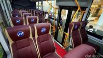 Tiket TransJabodetabek Premium Rp 10.000 Berlaku per Hari Ini