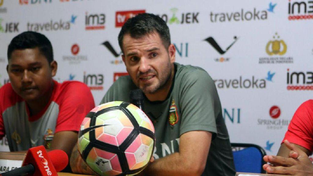 Jalani Laga Pamungkas, Bhayangkara FC Lakukan Rotasi