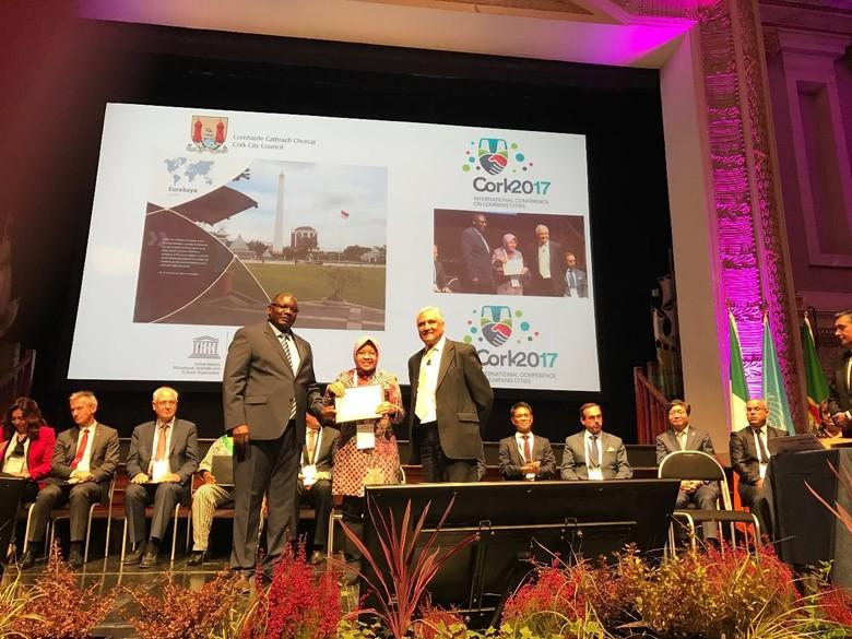 Surabaya Raih Penghargaan Learning City dari UNESCO