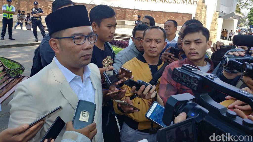 Ridwan Kamil Fokus Gaet PPP