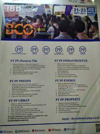 PTPP Buka Lowongan untuk Lulusan Teknik Hingga Akuntansi