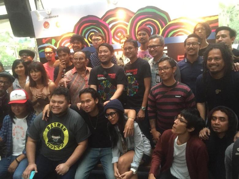 Persiapan Hampir Rampung, Synchronize Fest 2017 Siap Digelar