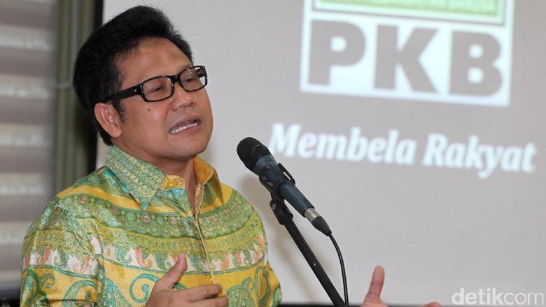 Cak Imin Siapkan Cawagub Bila Koalisi dengan PDIP di Pilgub Jatim