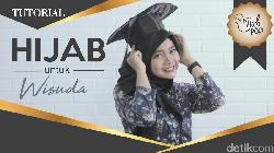Tutorial Hijab Cantik untuk Wisuda