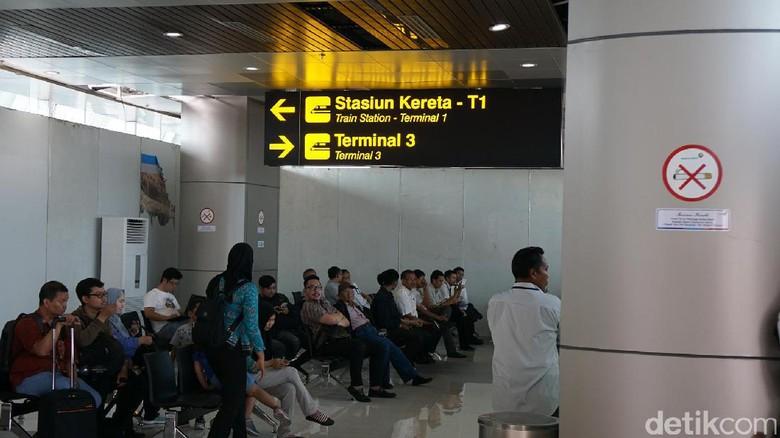 Penumpang Bandara Soetta Tembus 63 Juta Sepanjang 2017