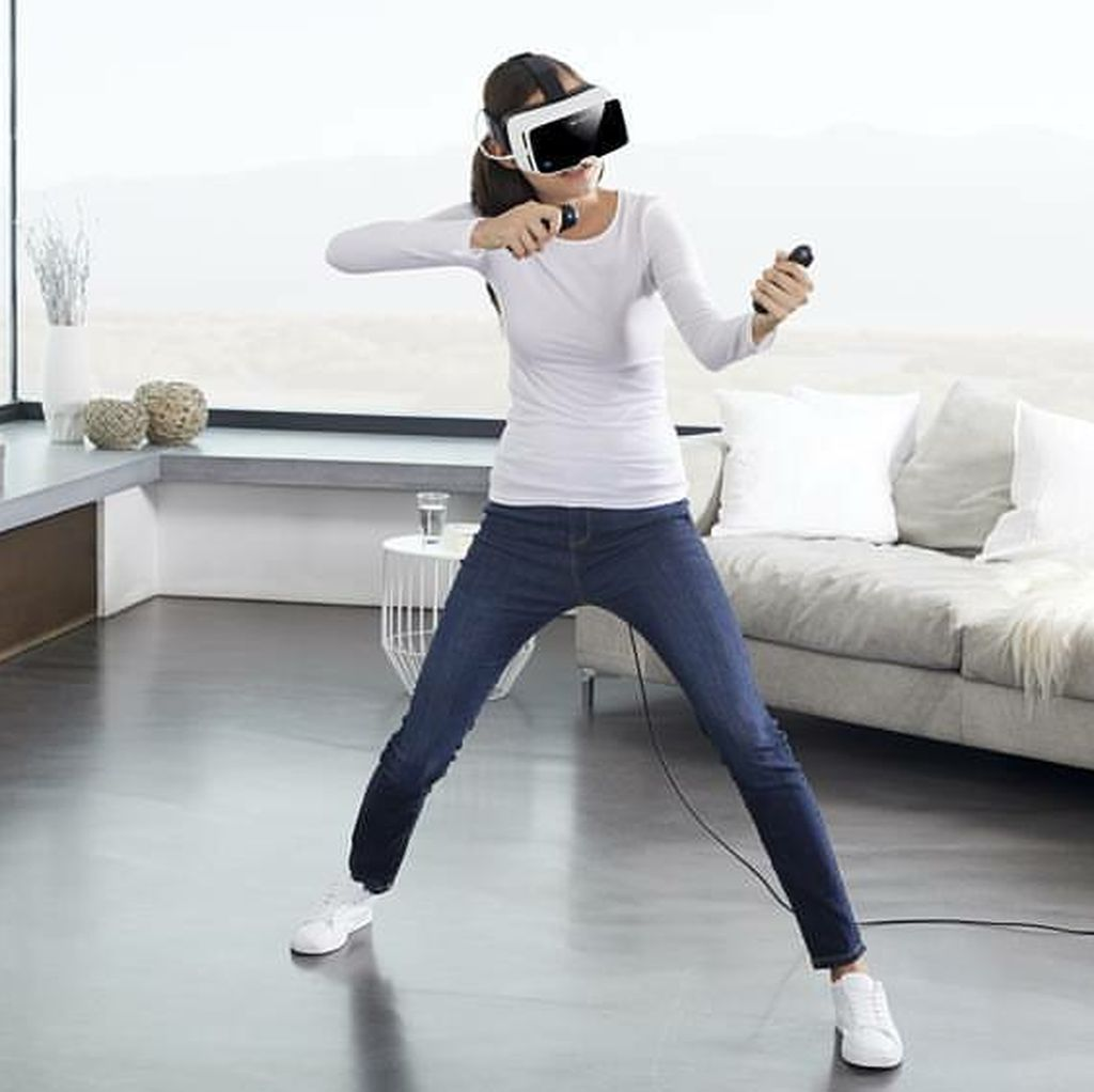 Muncul Game Mirip PUBG, Tapi di Virtual Reality