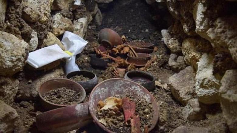 Makam Raja Misterius dari Suku Maya Ditemukan, Berusia 1 Milenium