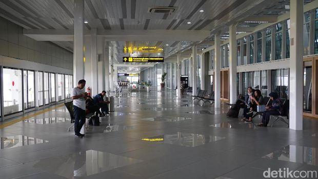 Area menuju peron shelter (Shinta/detikTravel)