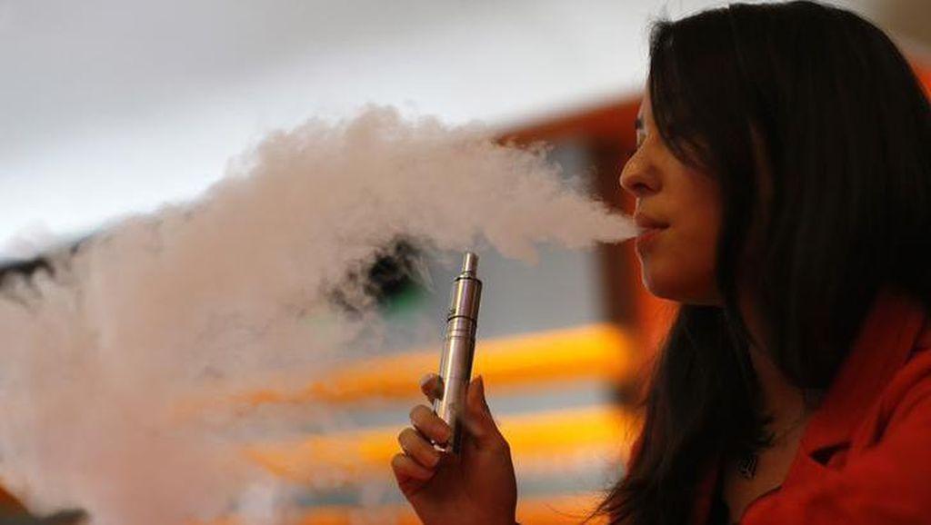 Aturan Cukai Rokok Vape Akan Keluar Bulan Ini