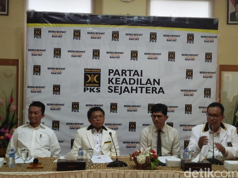 Pimpinan KPK: Kata Penelitian, Kaderisasi PKS Bagus