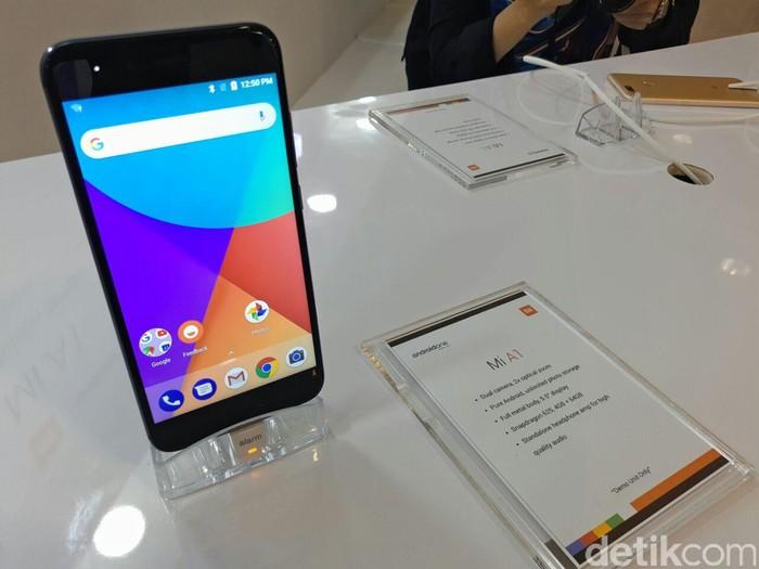 Xiaomi Mi A1 (Foto: detikINET/Yudhianto)