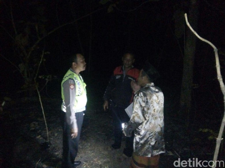 Seorang Nenek Terbakar Saat Bakar Sampah di Kebun Bambu