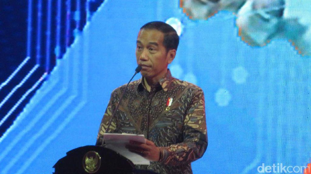 Buka Pameran Produk BUMN, Jokowi: Sekarang Zamannya Aplikasi HP