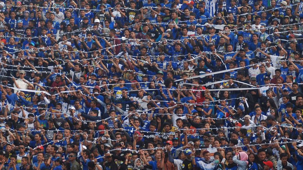 Kenapa Bobotoh Jadi Suporter Terbaik Piala Presiden?