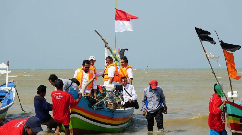 Pemerintah Gencar Bagikan Konverter Kit Gratis untuk Nelayan