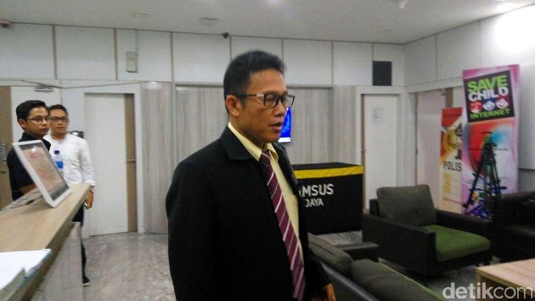 Dirdik KPK Diperiksa Polda Metro Jaya Terkait Laporannya