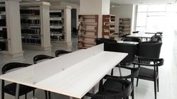 Perpustakaan Nasional di Jl Merdeka Selatan Jakarta, baru saja diresmikan. Dirancang ramah penyandang disabilitas. Seperti ini fasilitasnya.