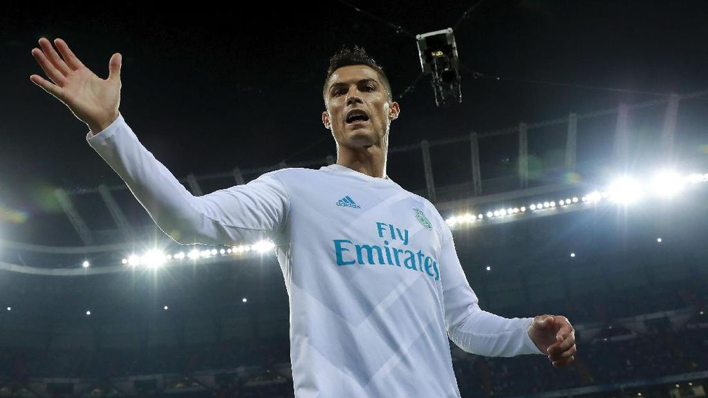 Madrid Tertinggal Jauh dari Barcelona, Ronaldo: Badai Pasti Berlalu
