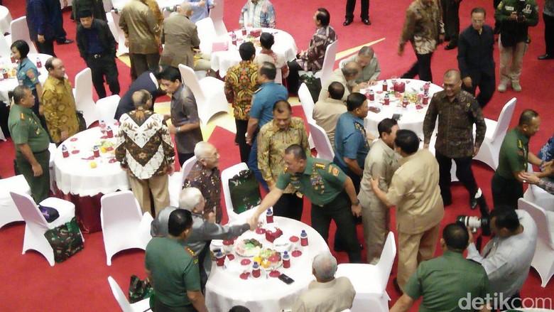 Reuni Petinggi TNI, Ini Pesan Para Purnawirawan ke Panglima Gatot