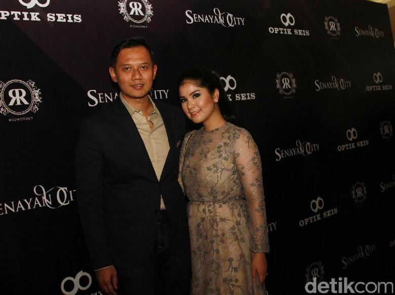 Annisa Pohan Ingin Tambah Anak dari Agus Yudhoyono