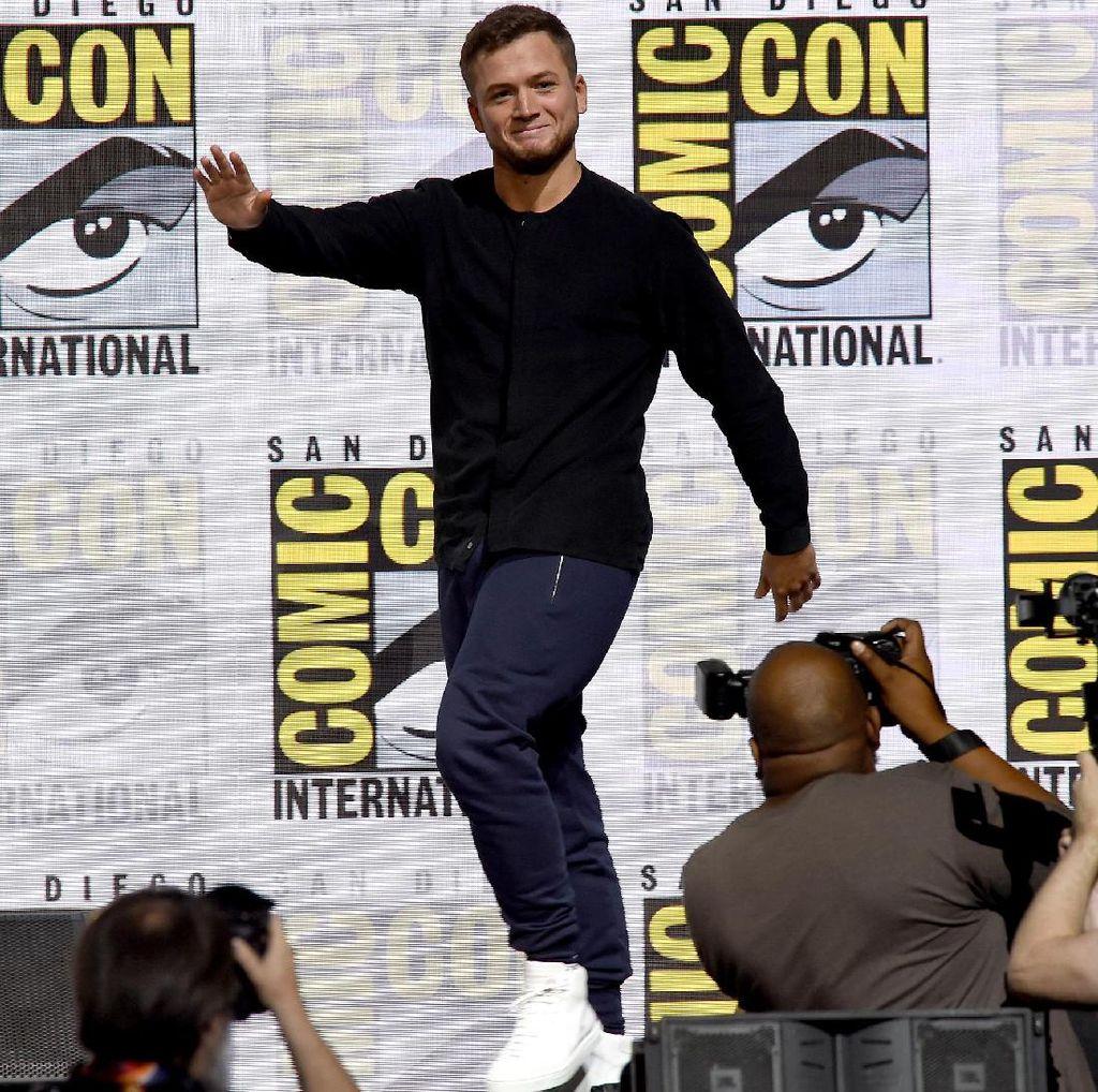 Taron Egerton Ingin Gantikan Daniel Craig Sebagai James Bond