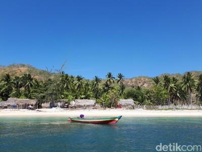 Masalah Klasik Kembangkan Pariwisata di Pulau Liran