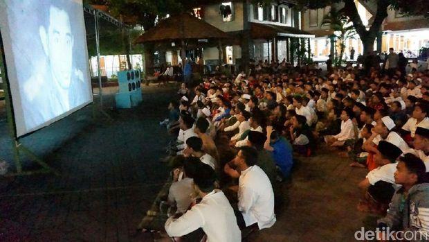 Saat Para Santri di Jombang Nonbar Film G30S/PKI