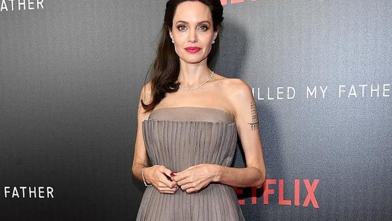Pengakuan Angelina Jolie Soal Skandal Pelecehan Seksual Produser Hollywood