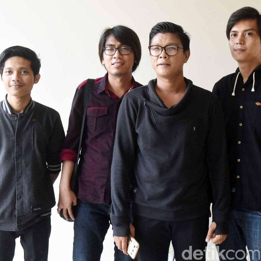 Babang Tamvan Cs Punya Utang Rp 70 Juta ke Label Musik