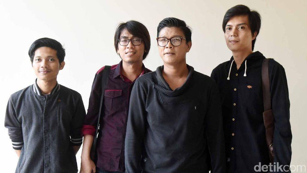 Kembali Datangi Polres Depok, Kangen Band Minta Kasusnya Dipercepat