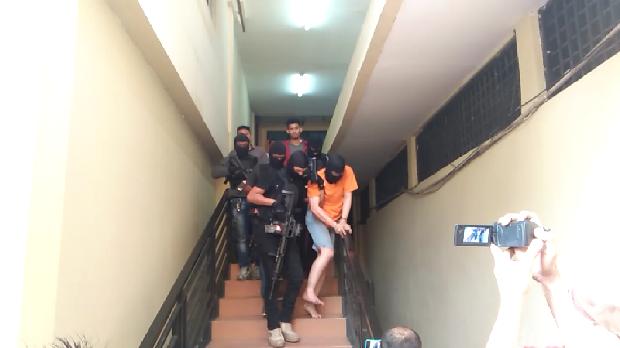 Usai Membunuh, Agus 'Lee Min Ho' Curi Dolar hingga Baht Murti