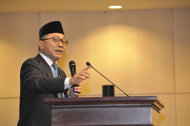 Soal Nobar Film G30S/PKI, Ketua MPR: Tetap Jaga Persatuan