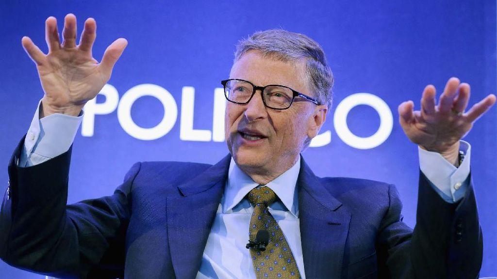 Pantas Saja Bill Gates Orang Terkaya Dunia, Ini Rahasianya