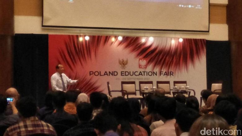 CT Promosikan Pendidikan Polandia yang Unggul di Bidang Teknologi