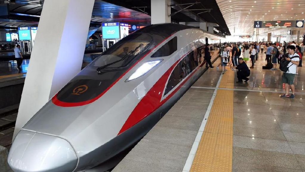 Foto: Shinkansen Made In China