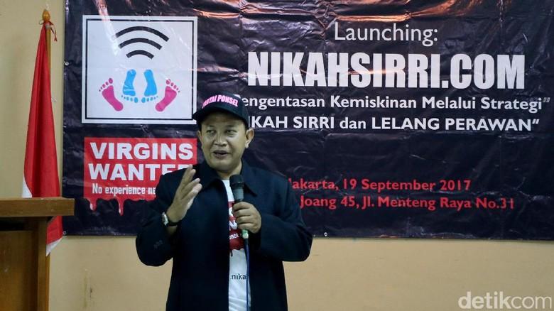 Polisi: Belum Ada Indikasi Bos Nikahsirri.com Gangguan Jiwa