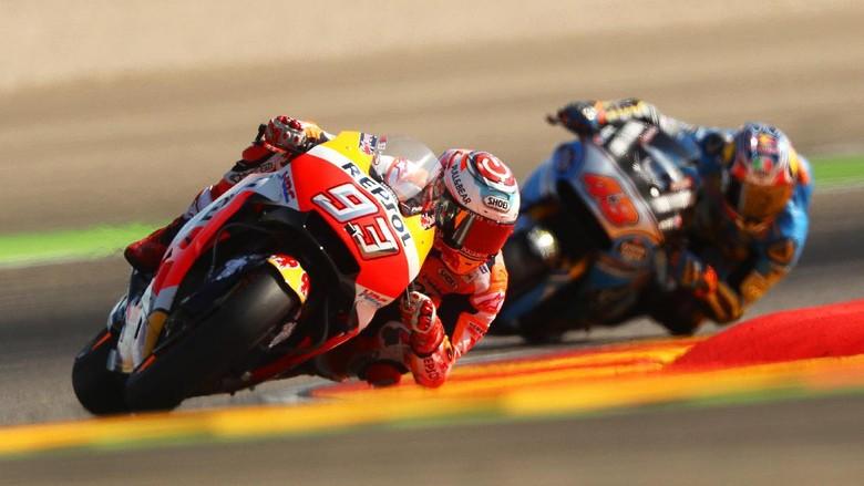 Hasil MotoGP Aragon