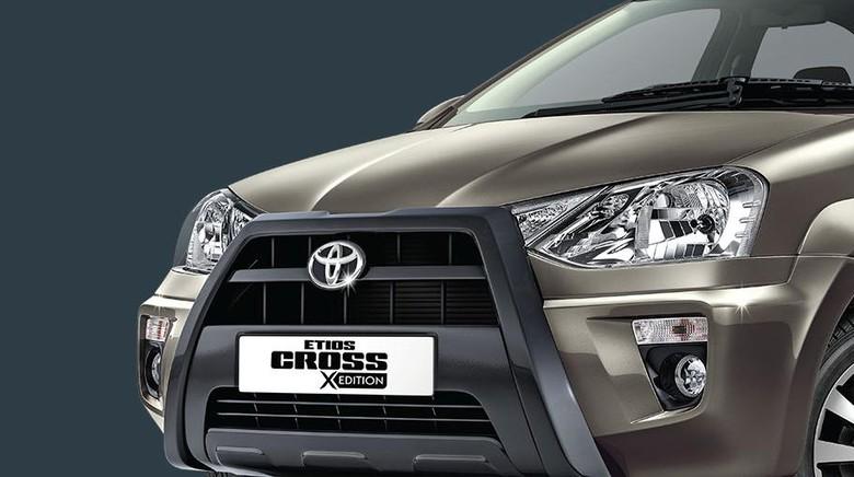 Toyota Etios ala SUV
